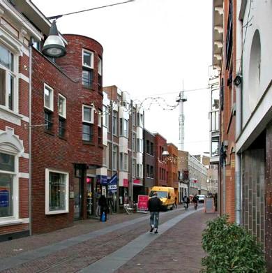 Enschede investeert meer in de Binnenstad