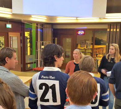 Studenten denken mee over Enschede
